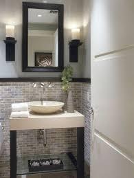 tiled bathroom walls bathroom interior a half bathroom design with brick ceramic