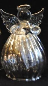 Christmas Angel Table Decorations by 228 Best Mercury Glass Images On Pinterest Mercury Glass Glass