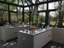 cuisine dans veranda veranda moderne beautiful verandas moderne exterieur with veranda