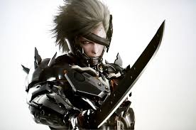 Your Memes End Here - raiden metal gear rising revengeance minecraft skin
