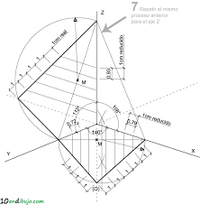 Isometric Drawing Worksheets Diédrico Fundamentos Dibujo Técnico Pinterest