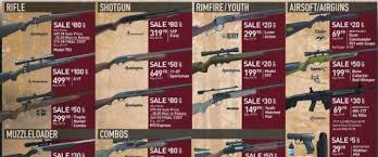 buying guns has become a new post thanksgiving tradition in