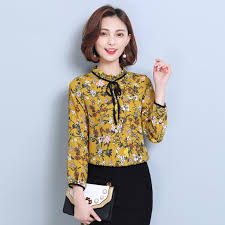floral blouse 2018 2017 clothing butterfly floral blouse