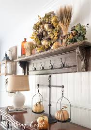 Fall Dining Room Table Decorating Ideas Fall In My Farmhouse Dining Room Worthing Court