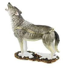 wolf trinket box juliana trinkets wolf trinket boxes
