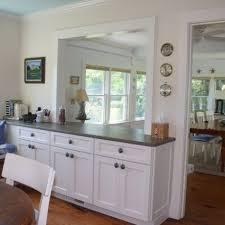 Kitchen Backsplash Mirror White Oak Wood Colonial Windham Door Kitchen Pass Through Ideas