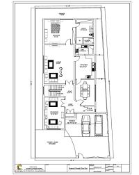 house floor plan by creativez u2013 1 kanal house floor plan