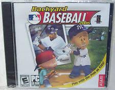 Play Backyard Baseball 2003 Backyard Baseball Pc Game Ebay