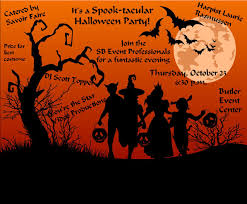 spook tacular special event industry halloween party this thursday