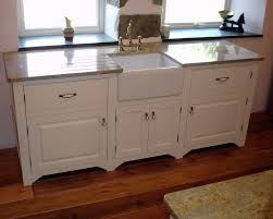 kitchen island cabinets base peerless floating kitchen island cabinet base with double bowl