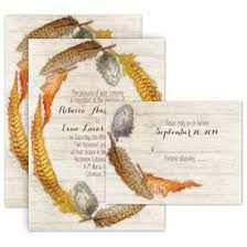 autumn wedding invitations fall wedding invitations autumn wedding invites s bridal