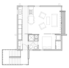 simple house floor plans with measurements modern house plan 76461 total living area 924 sq ft 2