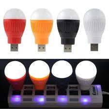 cool outdoor gadgets newest usb mini light bulb outdoor emergency lighting lamp led pvc