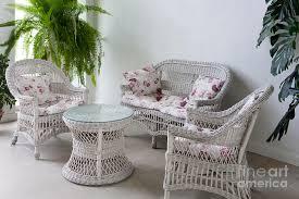 white wicker furniture furniture design ideas