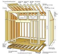 how to frame a floor 8 8 shed plans dukeshead co