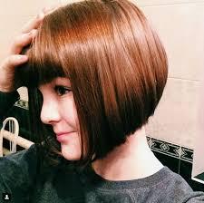 bob haircuts with center part bangs 22 cute inverted bob hairstyles popular haircuts