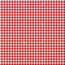 red picnic fabric with straight lines stock photo picture and
