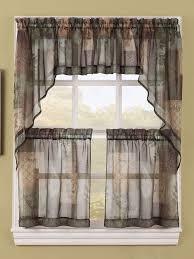 eden kitchen curtains sage lichtenberg sheer kitchen curtains