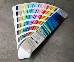 letterpress printing pantone formula guide solid coated and