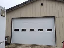 12 x12 garage door commercial