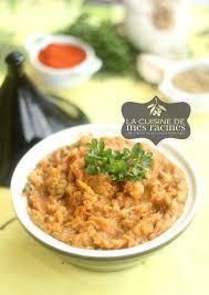 recette de cuisine orientale zaalouk recette marocaine cuisine orientale recette