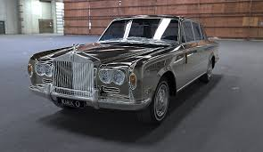 rolls royce chrome gama studio