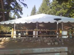 canopy tent rental party tent rentals for weddings events portland or oregon