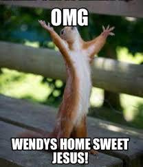 Sweet Jesus Meme Generator - meme creator omg wendys home sweet jesus meme generator at