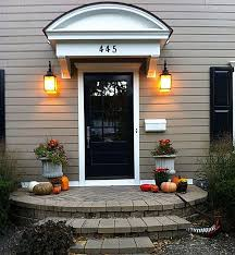Scary Halloween Decorations For Outside by Halloween Porch And Entryway Ideas From Subtle To Scary