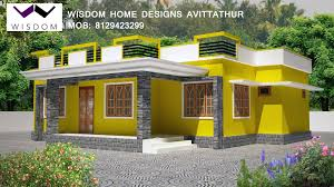 Kerala Home Design Single Floor Low Cost 1000 Sq Ft Lowcost U0026 Beautiful Home Design