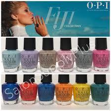 opi summer 2017 fiji collection 12 colors u2013 salonsupplyplus