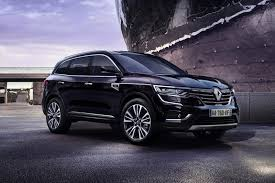 renault suv koleos upmarket renault koleos initiale paris revealed by car magazine