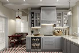 A Cozy Kitchen by 3d Kitchen Rendering Of An Elegant Interior Archicgi