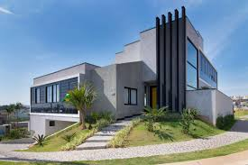 creative modern style house about modern style 4051 homedessign com