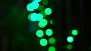 New Year Decoration Lights by Video Of Christmas And New Year Decoration Light Abstract Blurred