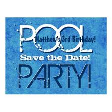 3rd birthday save the date cards save the date cards