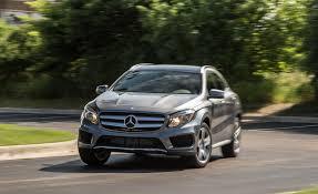 lexus nx vs mercedes benz gla 2017 mercedes benz gla class in depth model review car and driver