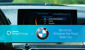 smartthings bmw smartthings