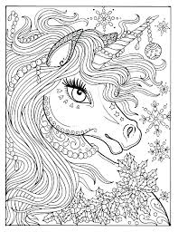 coloring pages of unicorns and fairies coloring page adult unicorn coloring pages for preschoolers also