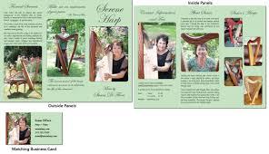 Brochures And Business Cards Taconic Marketing Print Portfolio Brochures