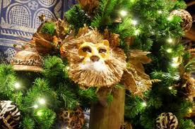 it u0027s christmas in africa decorations in disney u0027s animal kingdom