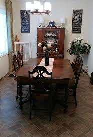 kitchen antique vintage kitchen buffet furniture with brown wood