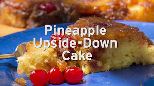 how to bake a dutch oven pineapple upside down cake youtube