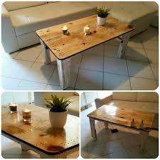 Pallet Coffee Tables Diy Pallet Coffee Table Tutorial Diy U0026 Crafts
