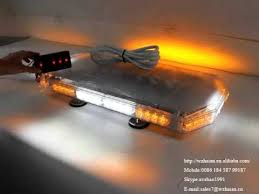 amber mini light bar 810 1c4 amber white led mini lightbar with take down alley lights