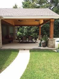 Patio Covers Seattle Backyard Paradise Magnolia Tx United States Gable Roof Patio