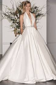 halter wedding dresses heavenly halter wedding dresses bridalguide