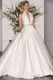 Halter Wedding Dresses Heavenly Halter Wedding Dresses Bridalguide
