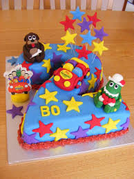 wiggles cake for 2nd birthday cakecentral com