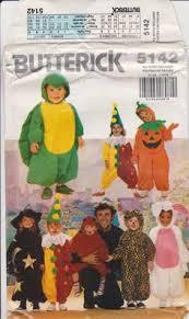 Butterick Halloween Costume Patterns Butterick 4969 Halloween Costume Sewing Pattern Men U0027s Misses